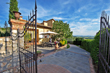 Borgo di Iano - villa with pool on a panoramic view