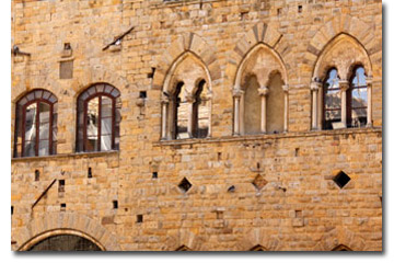 Volterra - small hotel at the entrance of the city