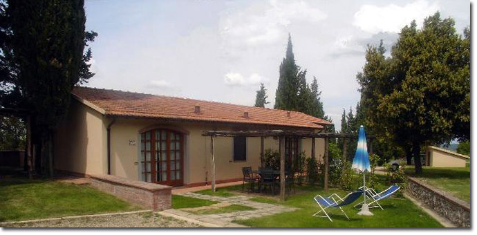 Montaione Co Holiday apartments