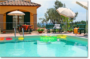 Holiday apartments in Baratti