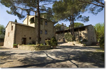 Colle Val 'Elsa SN - Apartments in the ancient monastery